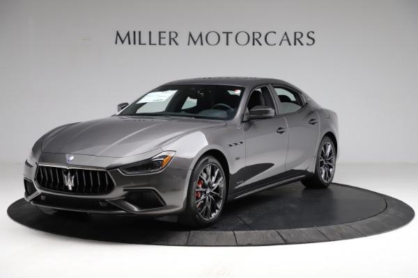 New 2021 Maserati Ghibli S Q4 GranSport for sale $100,285 at Maserati of Westport in Westport CT 06880 2