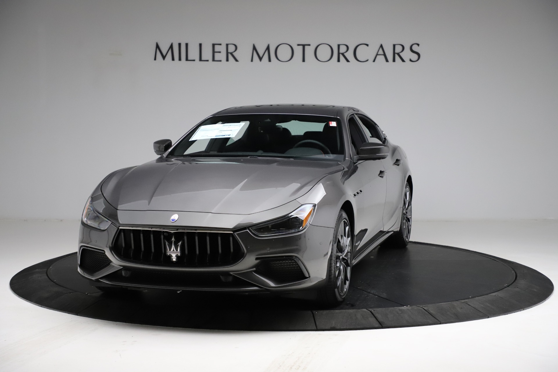 New 2021 Maserati Ghibli S Q4 GranSport for sale $100,285 at Maserati of Westport in Westport CT 06880 1
