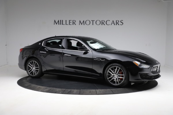 New 2021 Maserati Ghibli S Q4 for sale $86,654 at Maserati of Westport in Westport CT 06880 10