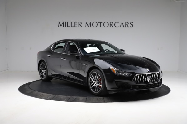 New 2021 Maserati Ghibli S Q4 for sale $86,654 at Maserati of Westport in Westport CT 06880 11