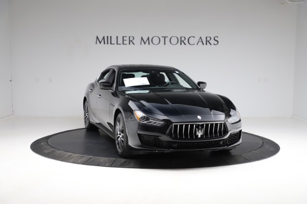 New 2021 Maserati Ghibli S Q4 for sale $86,654 at Maserati of Westport in Westport CT 06880 12
