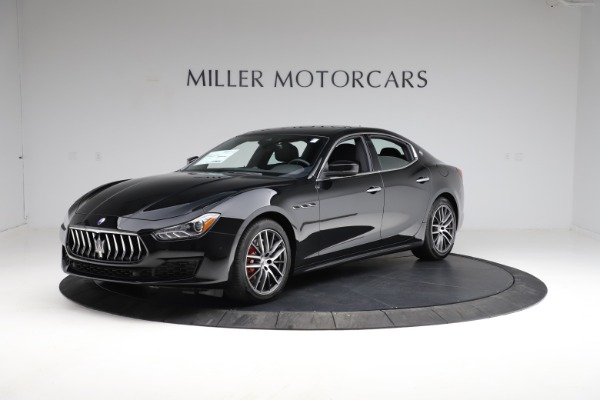 New 2021 Maserati Ghibli S Q4 for sale $86,654 at Maserati of Westport in Westport CT 06880 2