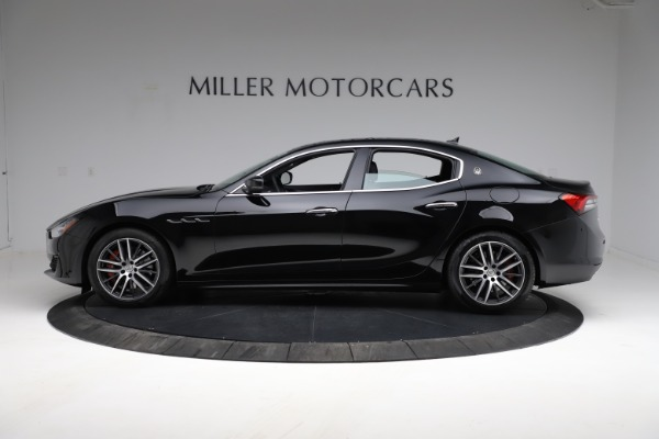 New 2021 Maserati Ghibli S Q4 for sale $86,654 at Maserati of Westport in Westport CT 06880 3
