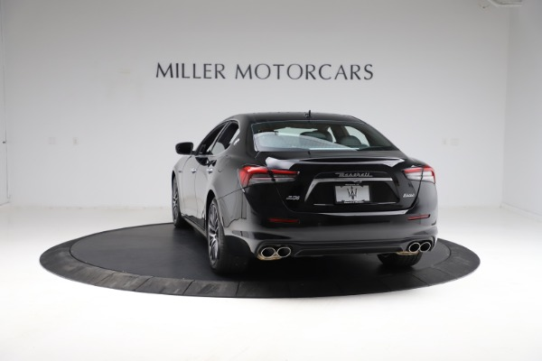 New 2021 Maserati Ghibli S Q4 for sale $86,654 at Maserati of Westport in Westport CT 06880 5