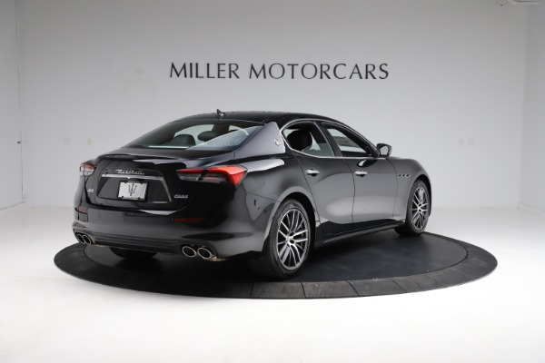 New 2021 Maserati Ghibli S Q4 for sale $86,654 at Maserati of Westport in Westport CT 06880 8