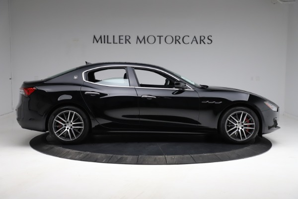 New 2021 Maserati Ghibli S Q4 for sale $86,654 at Maserati of Westport in Westport CT 06880 9