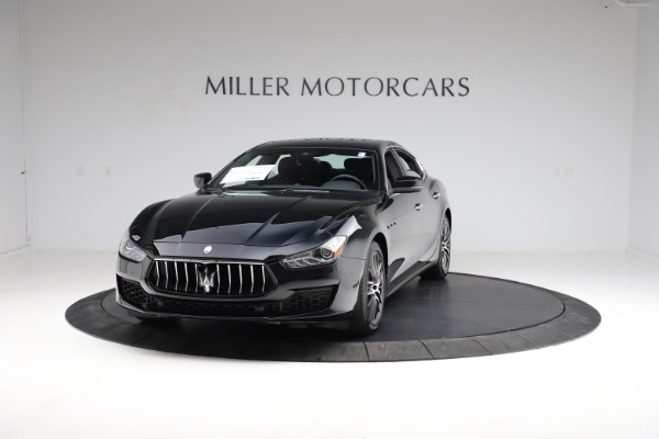 New 2021 Maserati Ghibli S Q4 for sale $86,654 at Maserati of Westport in Westport CT 06880 1