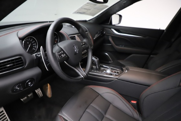 New 2021 Maserati Levante GTS for sale $135,485 at Maserati of Westport in Westport CT 06880 14