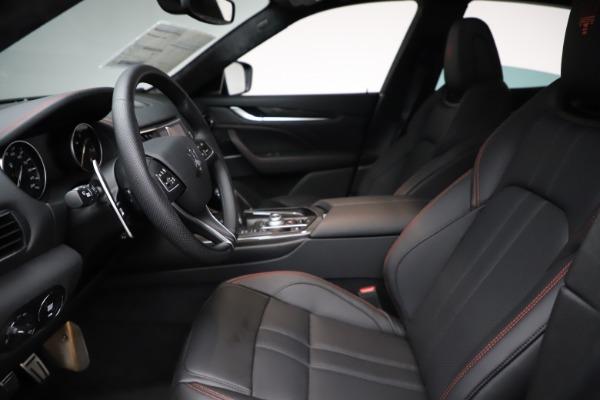 New 2021 Maserati Levante GTS for sale $135,485 at Maserati of Westport in Westport CT 06880 15