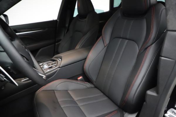New 2021 Maserati Levante GTS for sale $135,485 at Maserati of Westport in Westport CT 06880 16