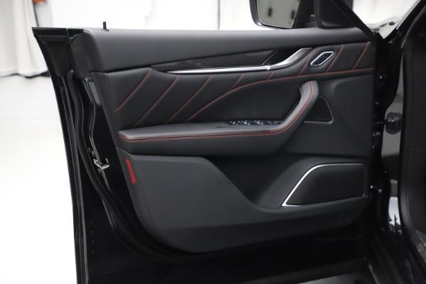 New 2021 Maserati Levante GTS for sale $135,485 at Maserati of Westport in Westport CT 06880 18