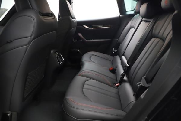 New 2021 Maserati Levante GTS for sale $135,485 at Maserati of Westport in Westport CT 06880 19
