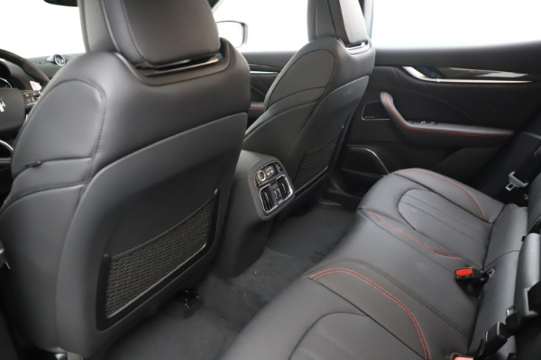 New 2021 Maserati Levante GTS for sale $135,485 at Maserati of Westport in Westport CT 06880 20