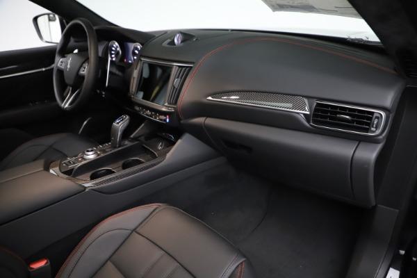 New 2021 Maserati Levante GTS for sale $135,485 at Maserati of Westport in Westport CT 06880 22