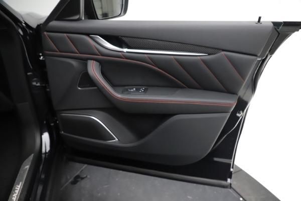 New 2021 Maserati Levante GTS for sale $135,485 at Maserati of Westport in Westport CT 06880 23