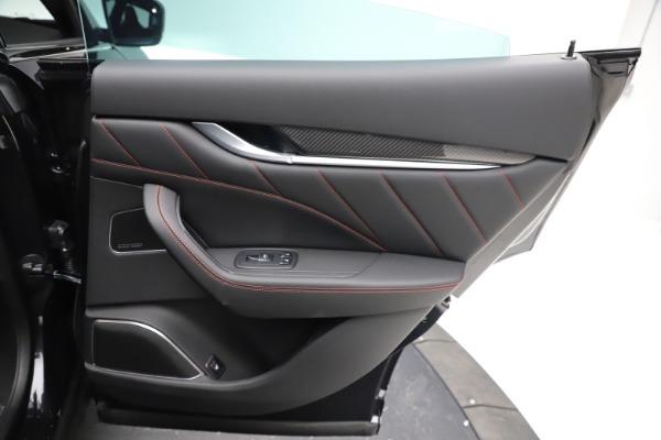 New 2021 Maserati Levante GTS for sale $135,485 at Maserati of Westport in Westport CT 06880 25