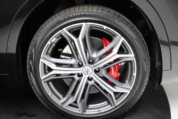 New 2021 Maserati Levante GTS for sale $135,485 at Maserati of Westport in Westport CT 06880 28