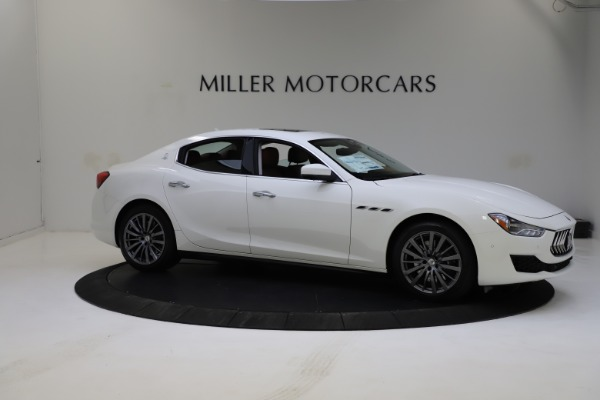 New 2021 Maserati Ghibli S Q4 for sale $85,754 at Maserati of Westport in Westport CT 06880 10