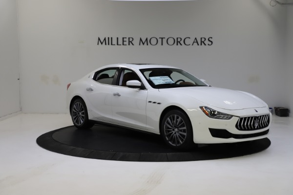 New 2021 Maserati Ghibli S Q4 for sale $85,754 at Maserati of Westport in Westport CT 06880 11