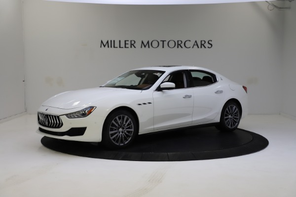 New 2021 Maserati Ghibli S Q4 for sale $85,754 at Maserati of Westport in Westport CT 06880 2
