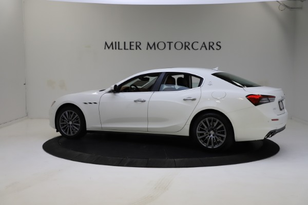 New 2021 Maserati Ghibli S Q4 for sale $85,754 at Maserati of Westport in Westport CT 06880 4