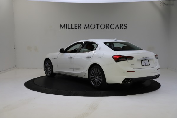 New 2021 Maserati Ghibli S Q4 for sale $85,754 at Maserati of Westport in Westport CT 06880 5