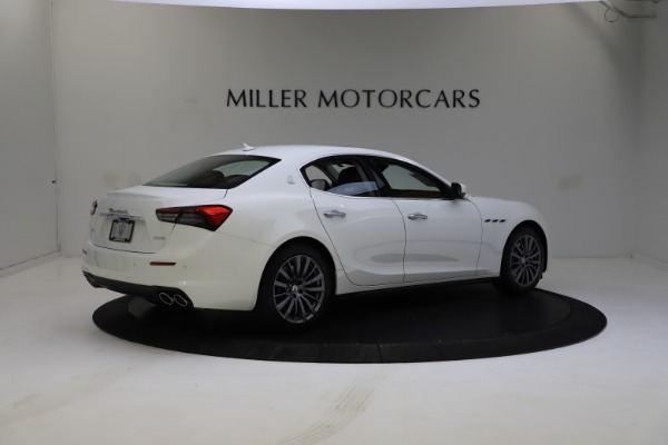 New 2021 Maserati Ghibli S Q4 for sale $85,754 at Maserati of Westport in Westport CT 06880 8