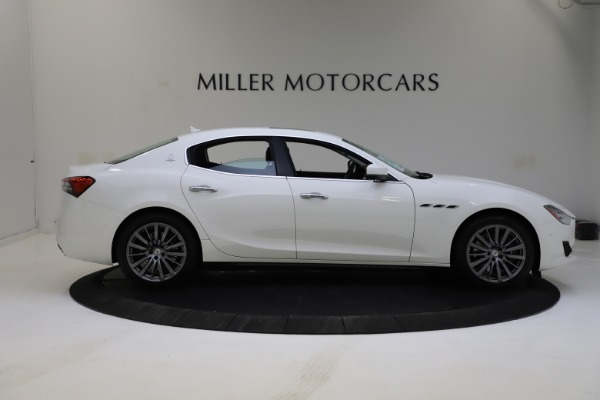 New 2021 Maserati Ghibli S Q4 for sale $85,754 at Maserati of Westport in Westport CT 06880 9