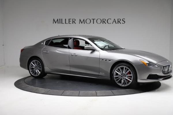 New 2021 Maserati Quattroporte S Q4 GranLusso for sale $122,435 at Maserati of Westport in Westport CT 06880 10