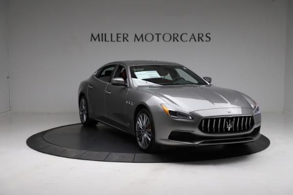 New 2021 Maserati Quattroporte S Q4 GranLusso for sale $122,435 at Maserati of Westport in Westport CT 06880 11