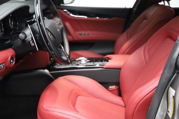 New 2021 Maserati Quattroporte S Q4 GranLusso for sale $122,435 at Maserati of Westport in Westport CT 06880 15