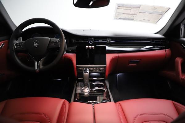 New 2021 Maserati Quattroporte S Q4 GranLusso for sale $122,435 at Maserati of Westport in Westport CT 06880 16
