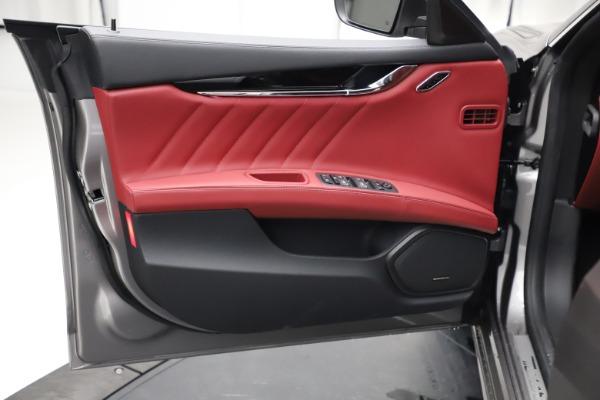 New 2021 Maserati Quattroporte S Q4 GranLusso for sale $122,435 at Maserati of Westport in Westport CT 06880 17