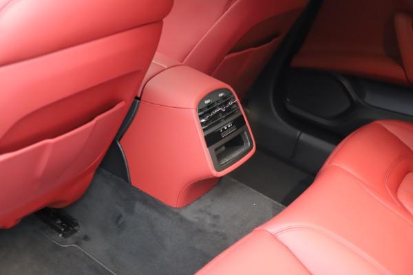 New 2021 Maserati Quattroporte S Q4 GranLusso for sale $122,435 at Maserati of Westport in Westport CT 06880 19