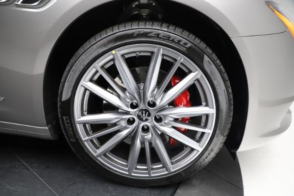 New 2021 Maserati Quattroporte S Q4 GranLusso for sale $122,435 at Maserati of Westport in Westport CT 06880 26