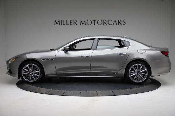 New 2021 Maserati Quattroporte S Q4 GranLusso for sale $122,435 at Maserati of Westport in Westport CT 06880 3