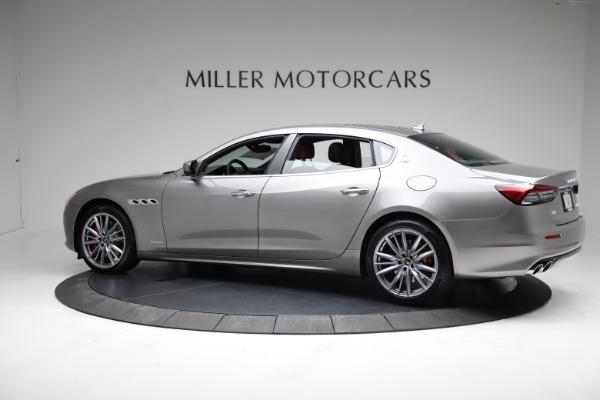New 2021 Maserati Quattroporte S Q4 GranLusso for sale $122,435 at Maserati of Westport in Westport CT 06880 4