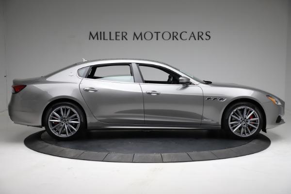 New 2021 Maserati Quattroporte S Q4 GranLusso for sale $122,435 at Maserati of Westport in Westport CT 06880 9