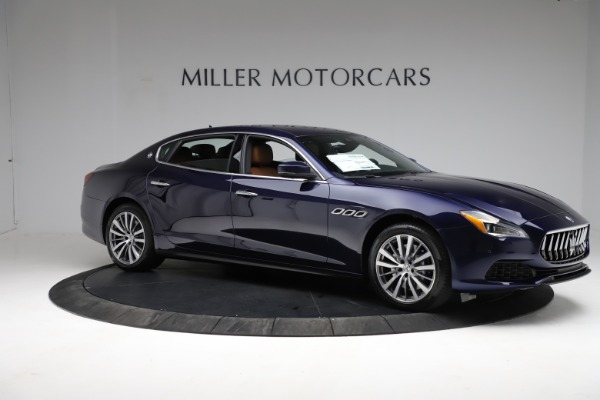 New 2021 Maserati Quattroporte S Q4 for sale Call for price at Maserati of Westport in Westport CT 06880 10
