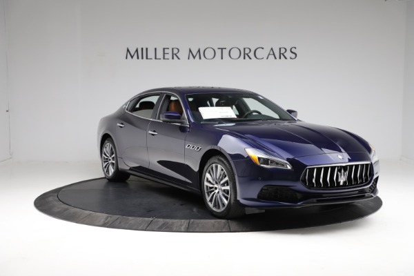 New 2021 Maserati Quattroporte S Q4 for sale Call for price at Maserati of Westport in Westport CT 06880 11