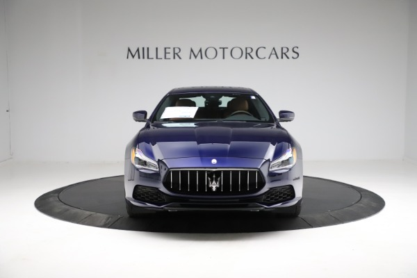 New 2021 Maserati Quattroporte S Q4 for sale Call for price at Maserati of Westport in Westport CT 06880 12