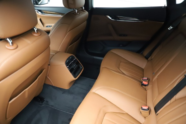 New 2021 Maserati Quattroporte S Q4 for sale Call for price at Maserati of Westport in Westport CT 06880 18