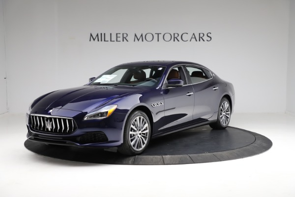 New 2021 Maserati Quattroporte S Q4 for sale Call for price at Maserati of Westport in Westport CT 06880 2