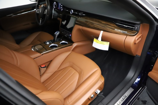 New 2021 Maserati Quattroporte S Q4 for sale Call for price at Maserati of Westport in Westport CT 06880 22