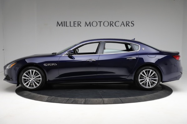 New 2021 Maserati Quattroporte S Q4 for sale Call for price at Maserati of Westport in Westport CT 06880 3