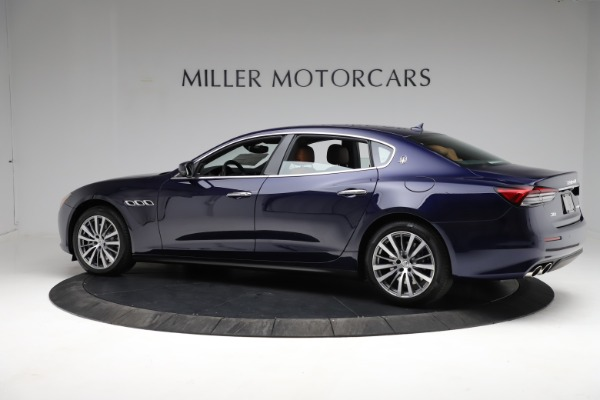 New 2021 Maserati Quattroporte S Q4 for sale Call for price at Maserati of Westport in Westport CT 06880 4
