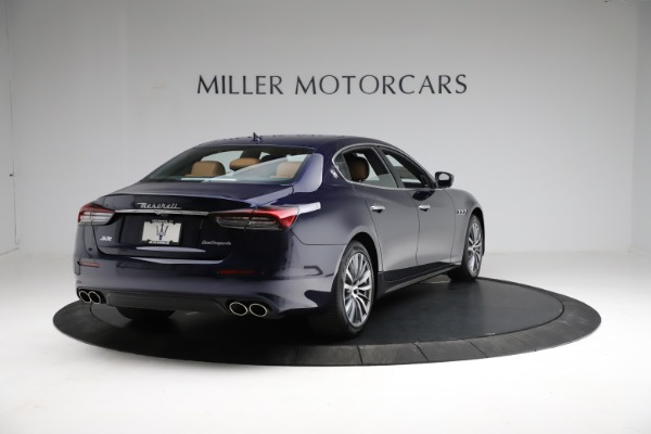 New 2021 Maserati Quattroporte S Q4 for sale Call for price at Maserati of Westport in Westport CT 06880 7