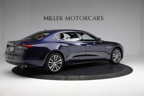 New 2021 Maserati Quattroporte S Q4 for sale Call for price at Maserati of Westport in Westport CT 06880 8