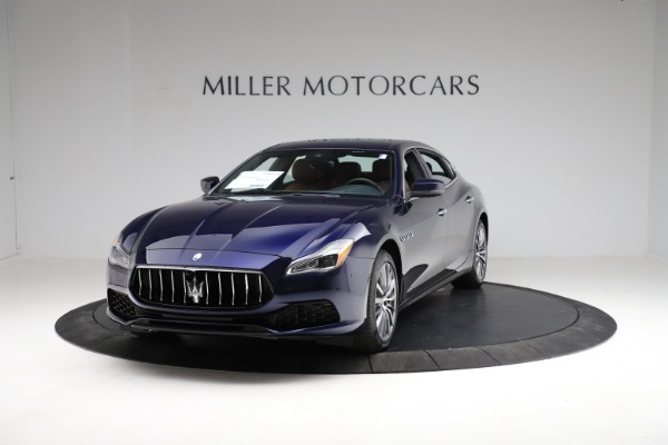 New 2021 Maserati Quattroporte S Q4 for sale Call for price at Maserati of Westport in Westport CT 06880 1