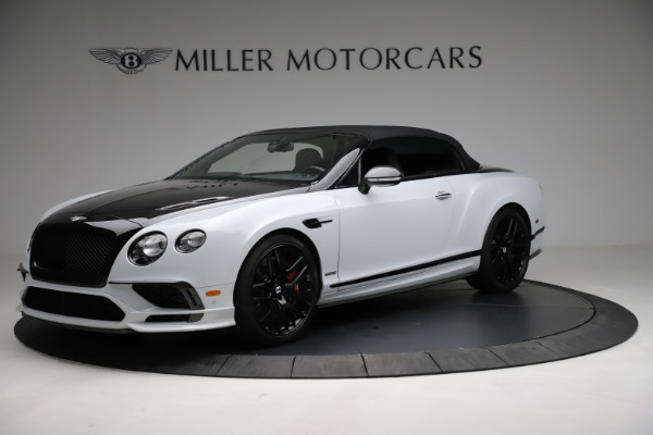 Used 2018 Bentley Continental GT Supersports for sale $209,900 at Maserati of Westport in Westport CT 06880 13